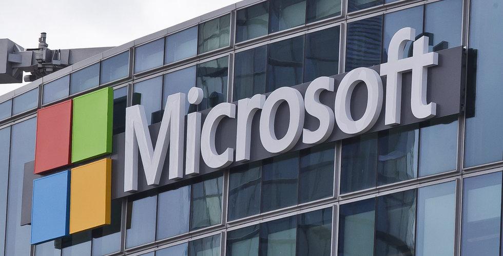Microsoft investerar 1 miljard dollar i AI