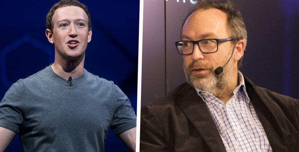 Breakit - Wikipedia-grundarens känga till Facebook: Måste sluta luta sig mot algoritmerna