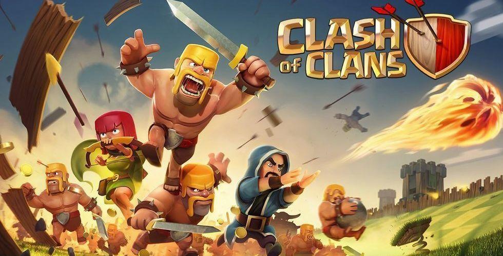 Clash of Clans-skaparen Supercell dubblade vinsten förra året