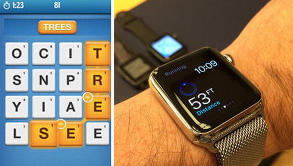 Apple Watch blir spelbolagens perfekta reklamfönster