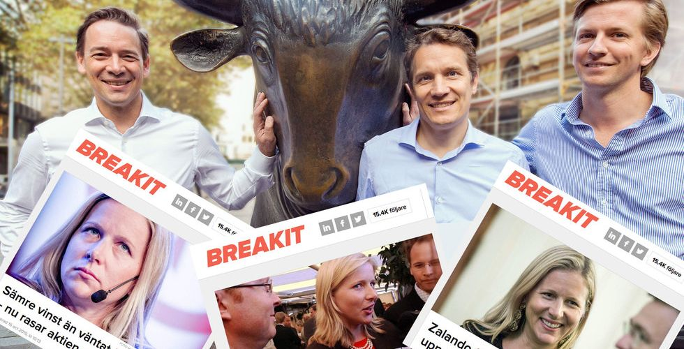 Breakit - Stenbecks Rocket Internet får tuff kritik - påstås dölja storförluster