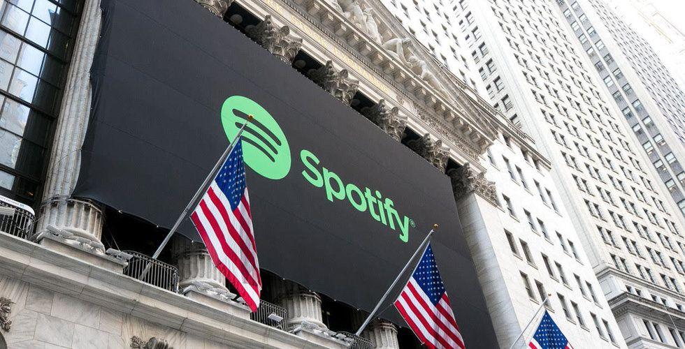 Spotifys referenspris satt till 132 dollar