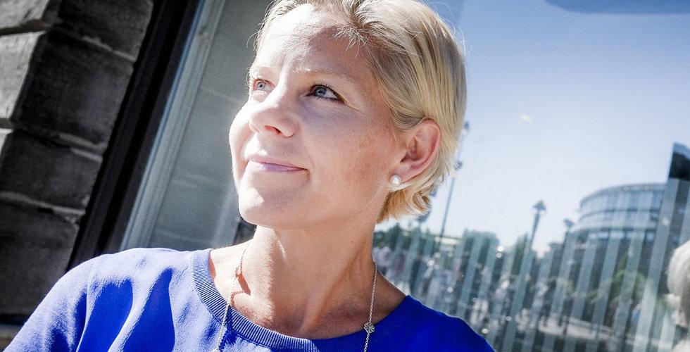 Uppgifter: Kinnevik lägger vantarna på Susanna Campbell