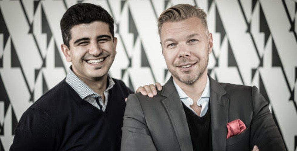 """Viva Media Group startar eget utvecklingsbolag: """"Världsunik teknik"""""""