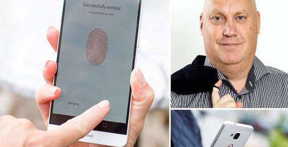 """Fingerprint-chefen om hotet från Qualcomm: """"Det är mycket snack"""""""
