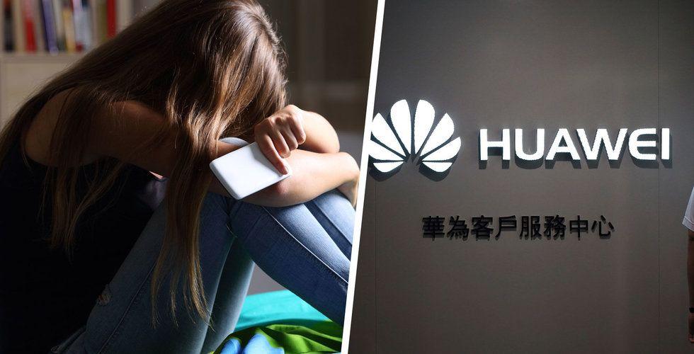 Huaweis dystra besked: Vi kommer inte gå om Samsung