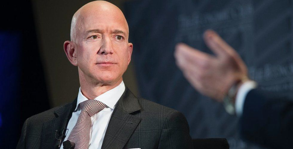 "Jeff Bezos i fight med National Enquirer om nakenbilder: ""Utpressning"""