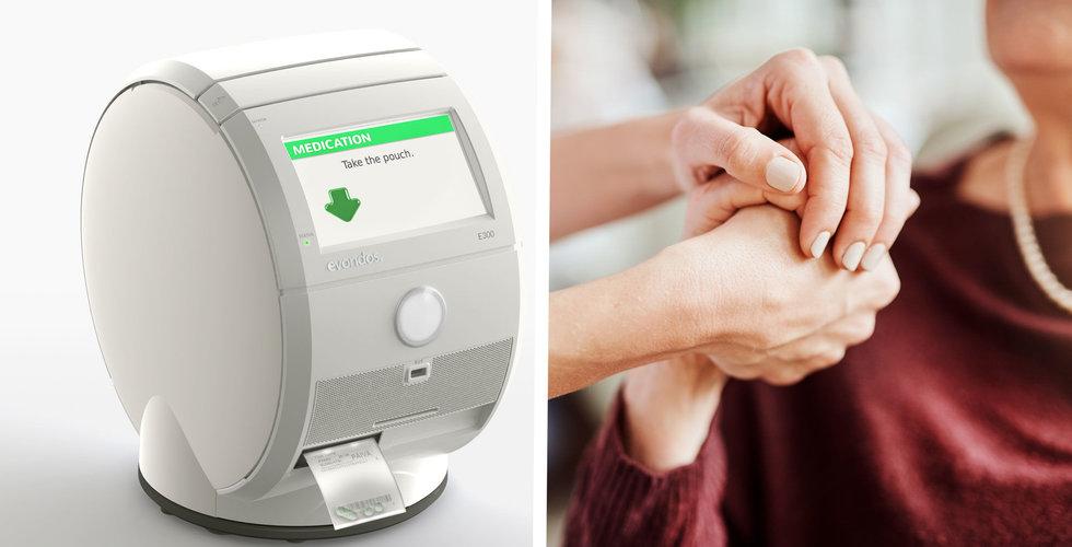 Verdane köper finsk läkemedelsrobot – ska ge hemtjänsten mer tid