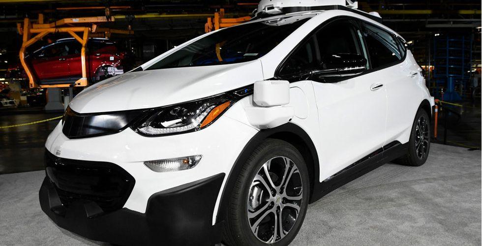 General Motors planerar att öka produktionen av Chevrolet Bolt