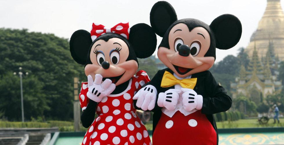 Disney+ har passerat tio miljoner användare – aktien uppe på nya rekordnivåer