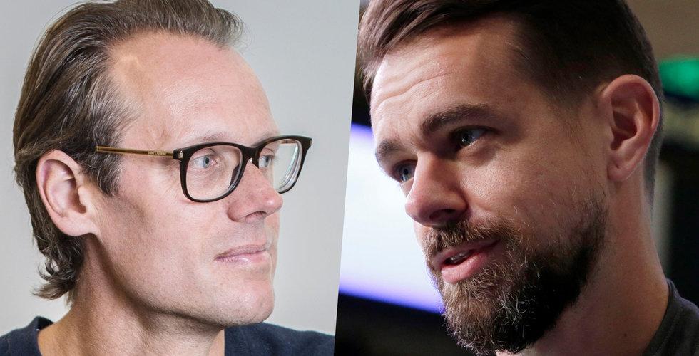 Breakit - Klart: Nu startar duellen mellan Jack Dorsey och Jacob de Geer