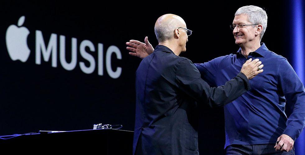 Imorgon släpps Apple Music – men Android-användare får vänta