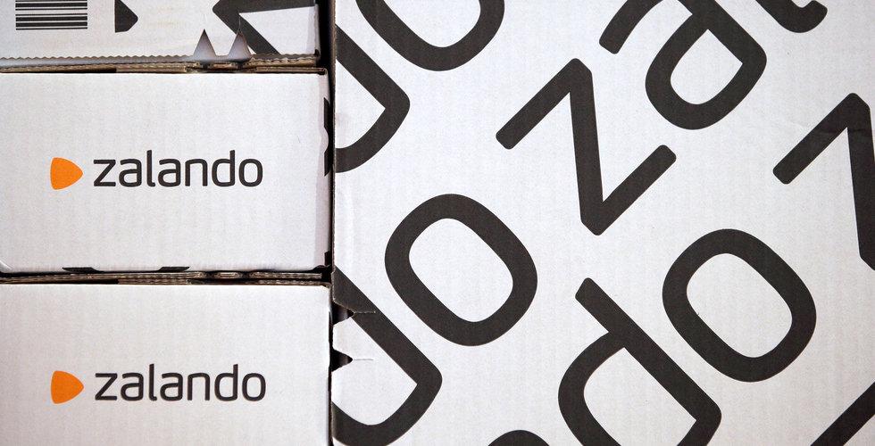 Breakit - Zalando sålde för över tio miljarder förra kvartalet