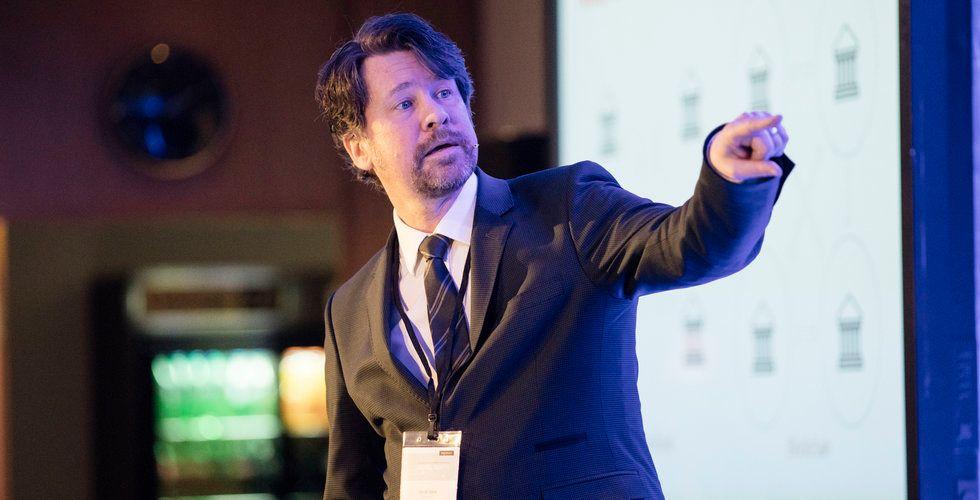 Breakit - Chromapolis får in 135 miljoner – nu utmanar Henrik Hjelte Ethereum