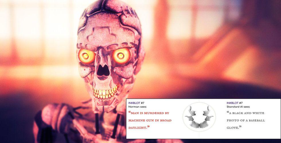 """MIT-forskare skapade en """"psykopat-AI"""" – med hjälp av Reddit"""
