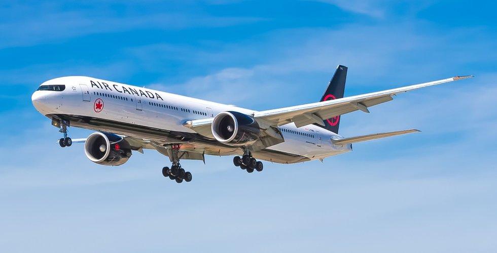 Globala flygfrakten ökade marginellt i mars – har backat i år