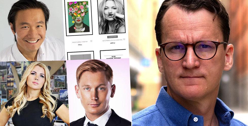 Lista: Här är Sveriges mest lönsamma e-handlare – och de som förlorar mest