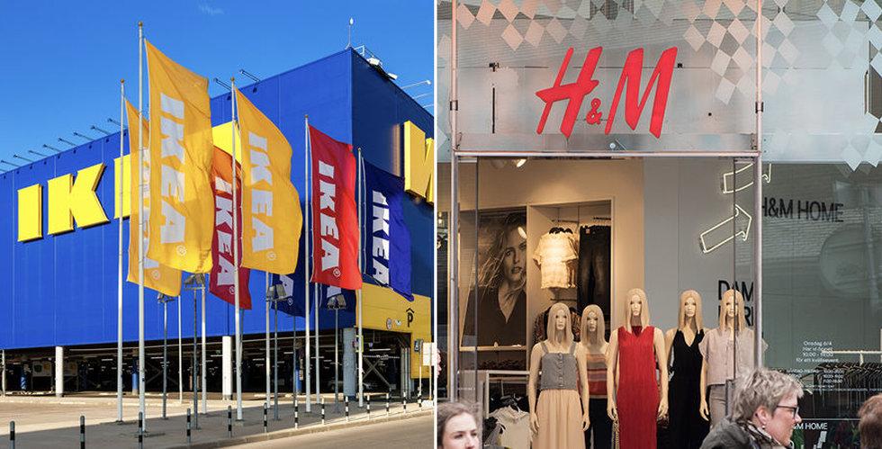 Ikea-sfären lägger locket på om miljardinvesteringen i H&M