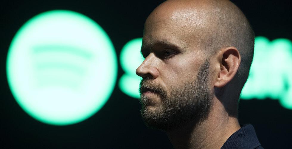 Analys: Tuffa tider för Spotify