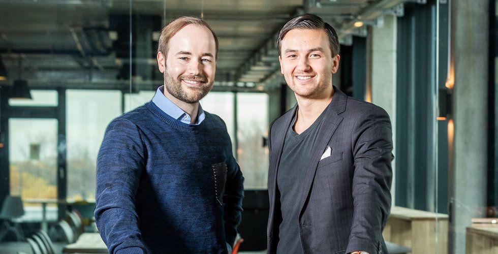 Efter Businesspodden – nu ska de pumpa in 100 miljoner i svenska startups