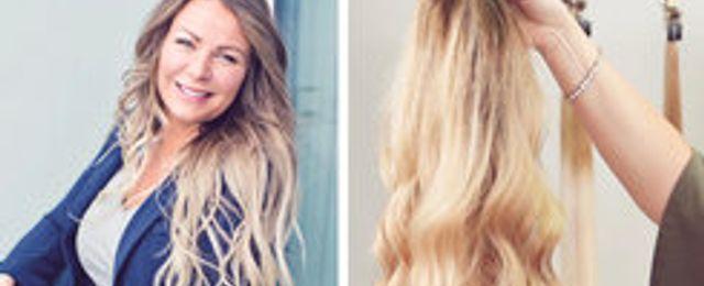 Ida Backlunds nya drag – nu börjar Rapunzel of Sweden med peruker