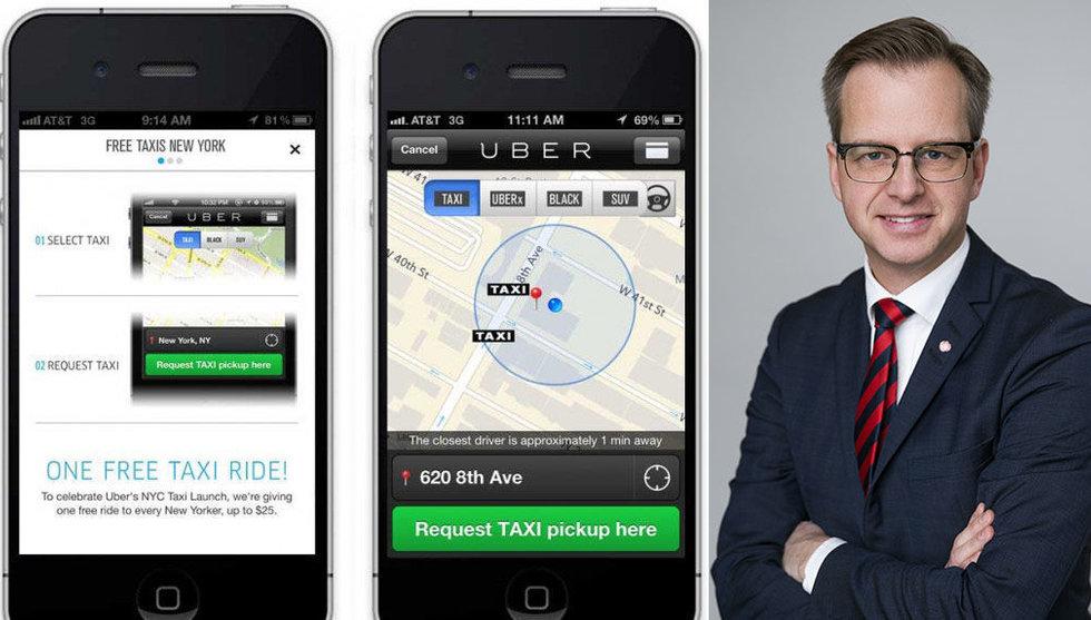 Breakit -  Efter Uberpop – nu hårdgranskas den svenska delningsekonomin