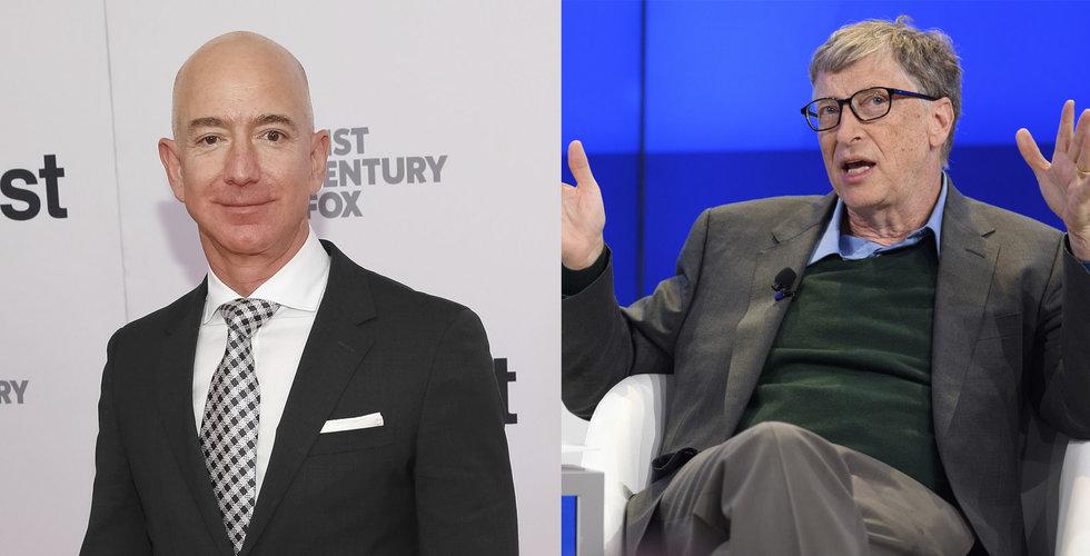 Amazon, Microsoft och Salesforce investerar i AI-startup