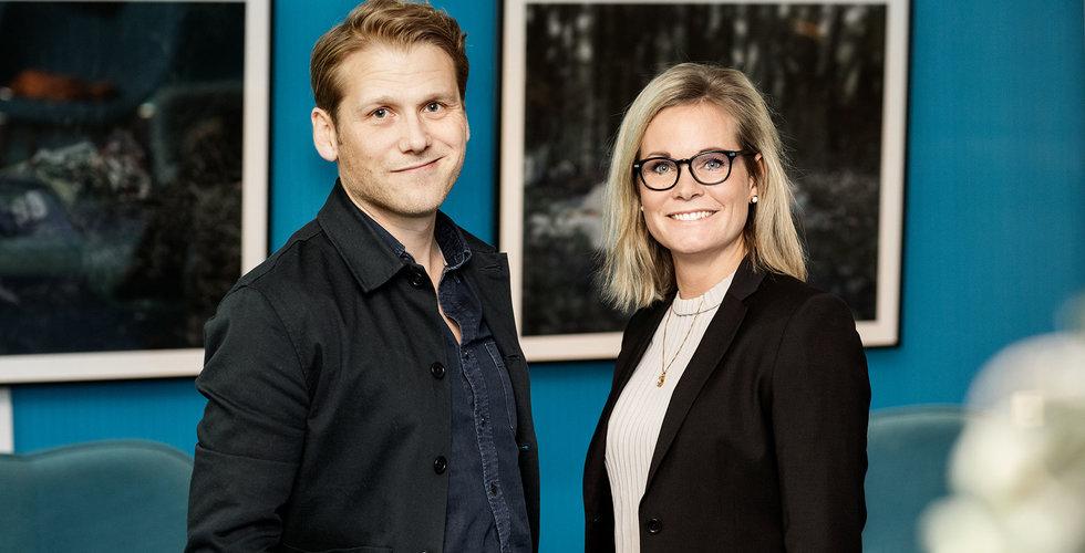 Carl Brynielsson blir ny Sverigechef på Lendo