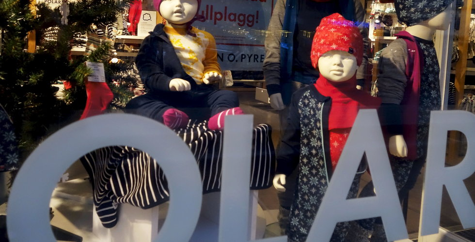 RNB satsar i Hyber – som låter föräldrar prenumerera på barnkläder