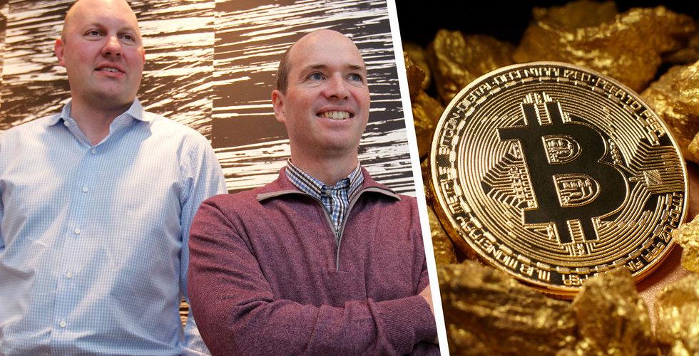 Uppgifter: Andreessen Horowitz satsar på ny fond för kryptovalutor