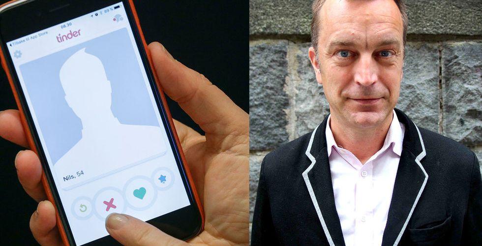 Breakit - Viggo Cavling: Tinder är lösning på Peter Wolodarskis problem