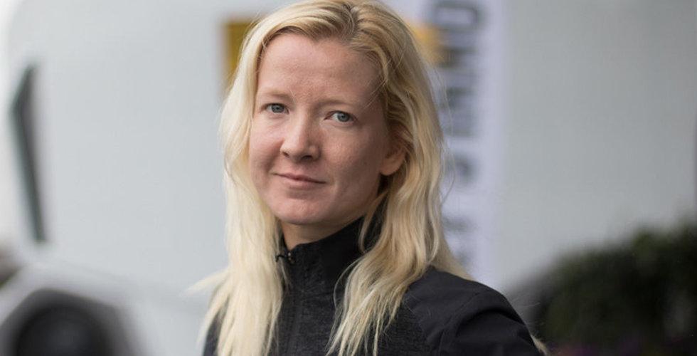 """Jenny Nordenborg: """"Som vd är det jag som bestämmer hur tonen sitter"""""""