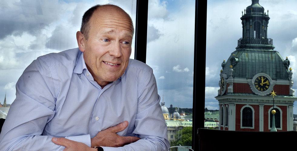 Därför backar Harald Mix nya stålfabriken H2 Green Steel