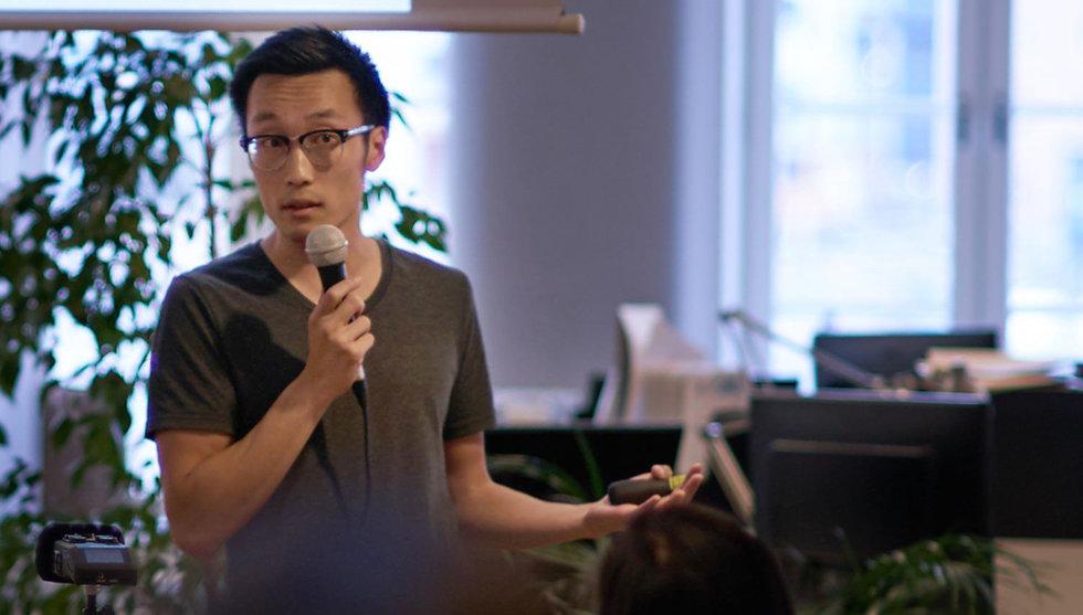 Breakit - Tom Xiong vill få Kina att träna – tar in kapital från Lendo-grundare