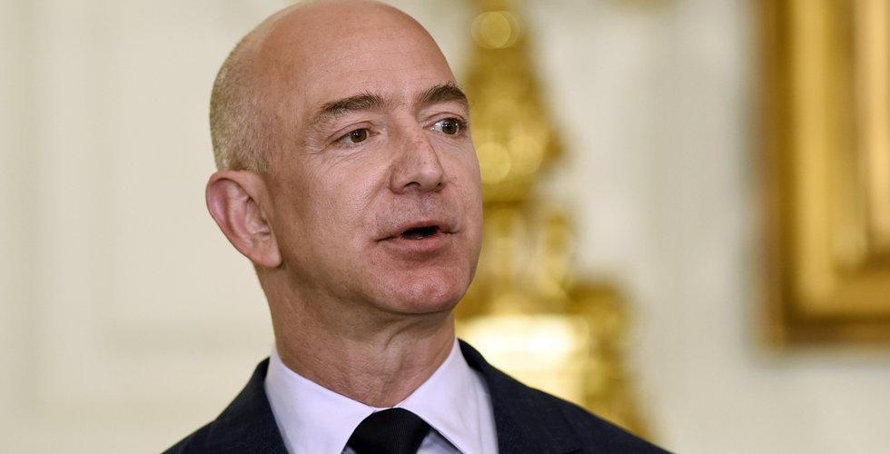 Därför skickar Amazons grundare Jeff Bezos mejl med bara ett tecken