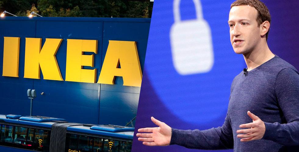 Bygger teknik åt Ikea – nu slukas startupen av Facebook
