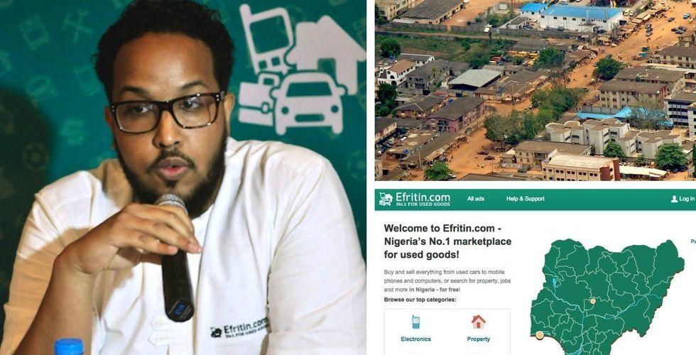 Breakit - Sökte 300 jobb på fyra månader – nu leder han Nigerias Blocket