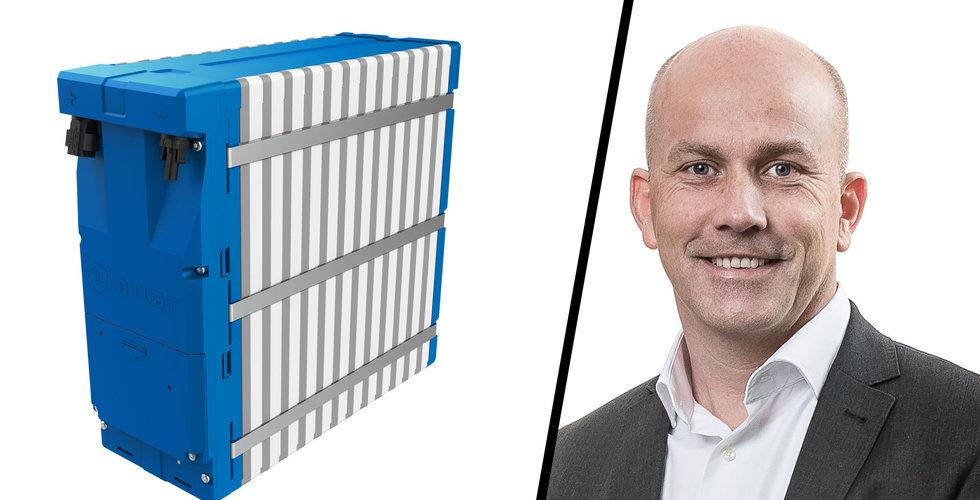 Svenska batteritillverken Nilar tar in 327 miljoner kronor