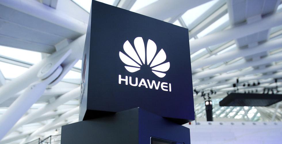 Norge överväger att stänga ute Huawei