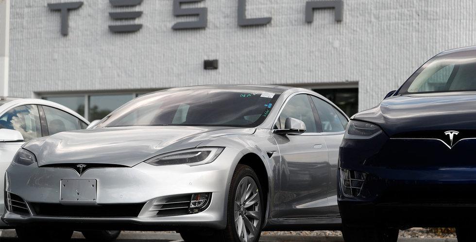 Breakit - Tesla susar om Audi – och knappar in på Mercedes