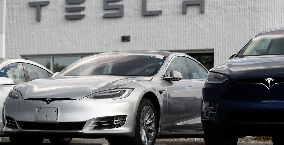 Tesla susar om Audi – och knappar in på Mercedes