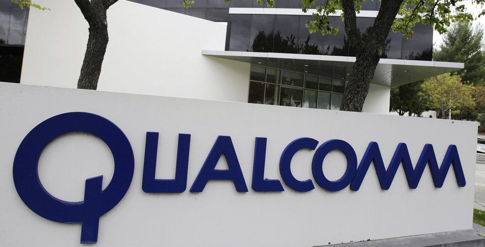 Qualcomm vinner patentdom i Tyskland – kan förbjuda Iphone-försäljning