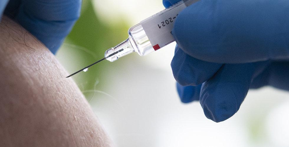 Moderna ansöker om akutgodkännande hos FDA för sitt coronavaccin