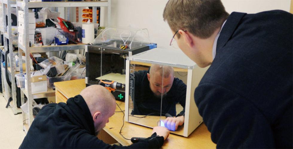 Breakit - Zyyx 3D-skrivare tar in kapital – vill göra färgutskrifter tio gånger billigare
