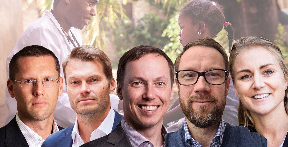 Netlight-grundarna har byggt ett miljardbolag – nu satsar de på utbildning i Östafrika