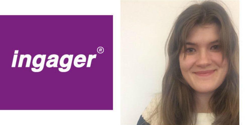 """Ännu en projektledare till Ingager: """"Får jobba med det jag gillar mest"""""""