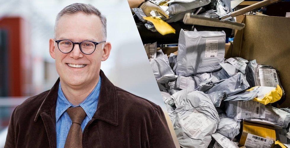 Postnords avgifter kommer inte försvinna helt – tror de själva