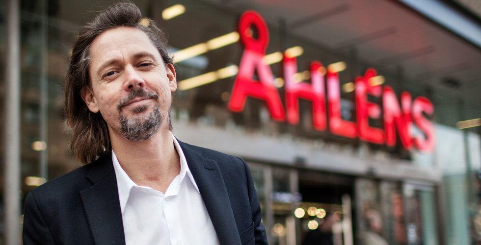 Åhléns öppnar nya outlet-butiker
