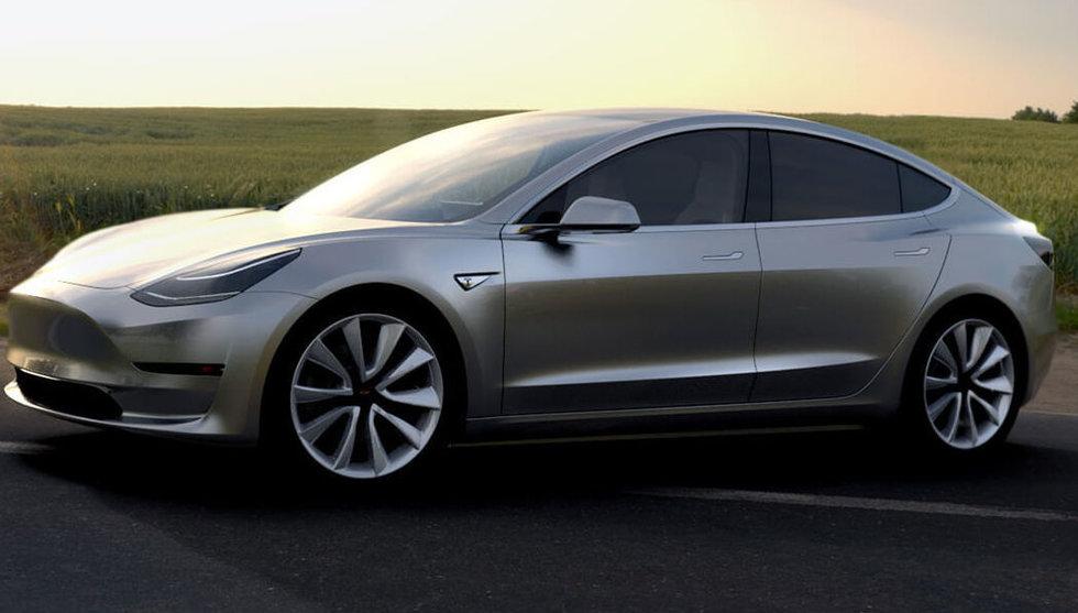 Breakit - Tesla skjuter upp leveransen för nya beställningar av Model 3