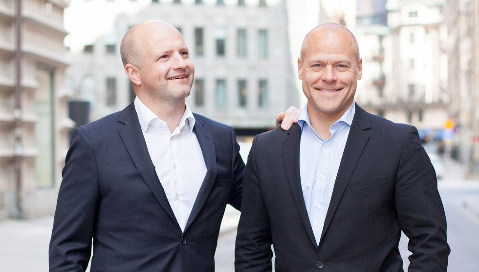 Breakit - Dubblad omsättning – nu hägrar USA för svenska Widespace